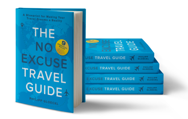 The no excuse travel guide