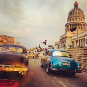 Exploring the quaint streets of Havana, Cuba